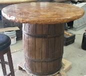 Barrel and Top